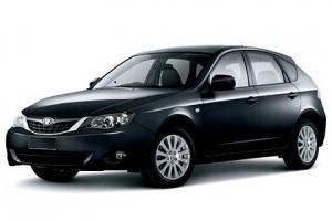Subaru Impreza Malaga U Drive Car Hire Malaga Car Rental Wynajem