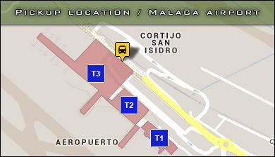 MALAGA AIRPORT MALAGA U DRIVE
