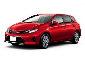wypożyczenie auta samochodu malaga Toyota Auris automat