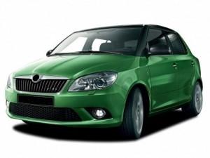 wypożyczenie auta samochodu malaga Skoda Fabia, Toyota Yaris