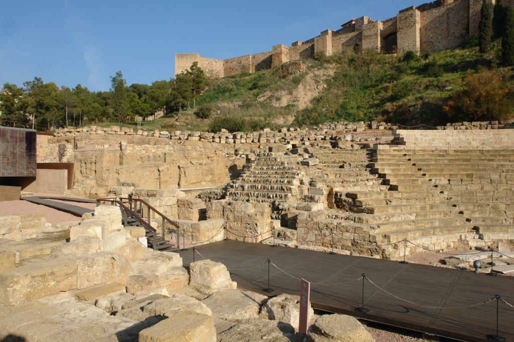 malaga-teatr-rzymski-zwiedzanie
